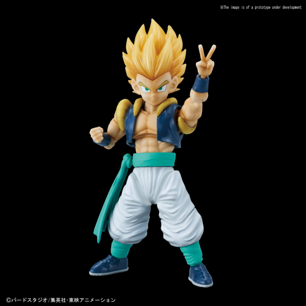 Dragon Ball Figure-rise Standard: SUPER SAIYAN GOTENKS