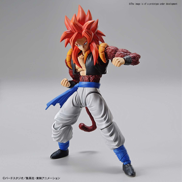 Dragon Ball Figure-rise Standard: Super Saiyan 4 Gogeta