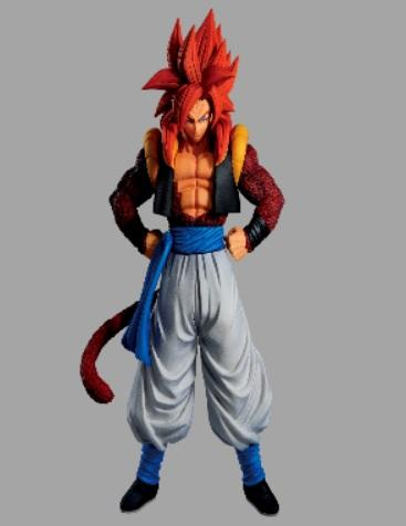 Dragon Ball Ichiban Figure: Super Saiyan 4 Gogeta