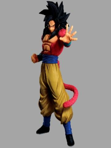 Dragon Ball Ichiban Figure: Super Saiyan 4 Goku