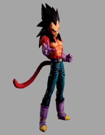 Dragon Ball Ichiban Figure: Super Saiyan 4 Vegeta