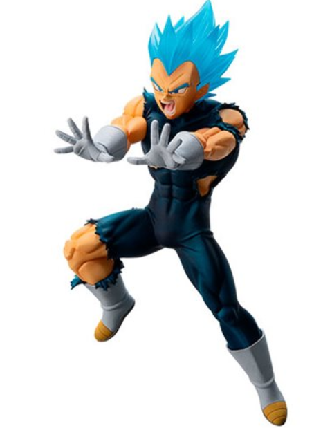 Dragon Ball Ichiban Figure: Super Saiyan God SS Vegeta