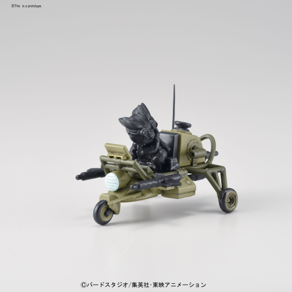 Dragon Ball: Mecha Collection - Vol.4 Son Gokous Jet Buggy