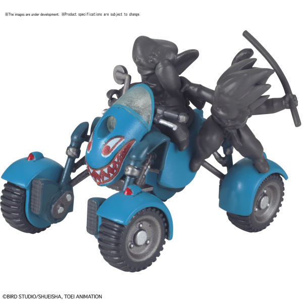 Dragon Ball: Mecha Collection - Vol.6 Oolongs Road Buggy