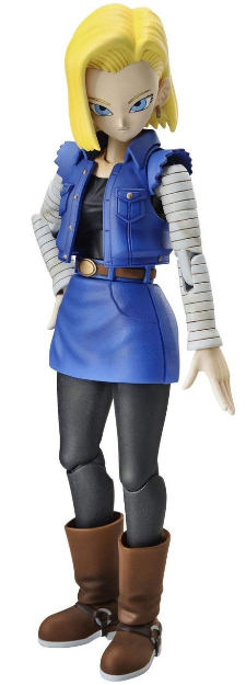 Dragon Ball Spirits Figure-rise Standard: Android 18