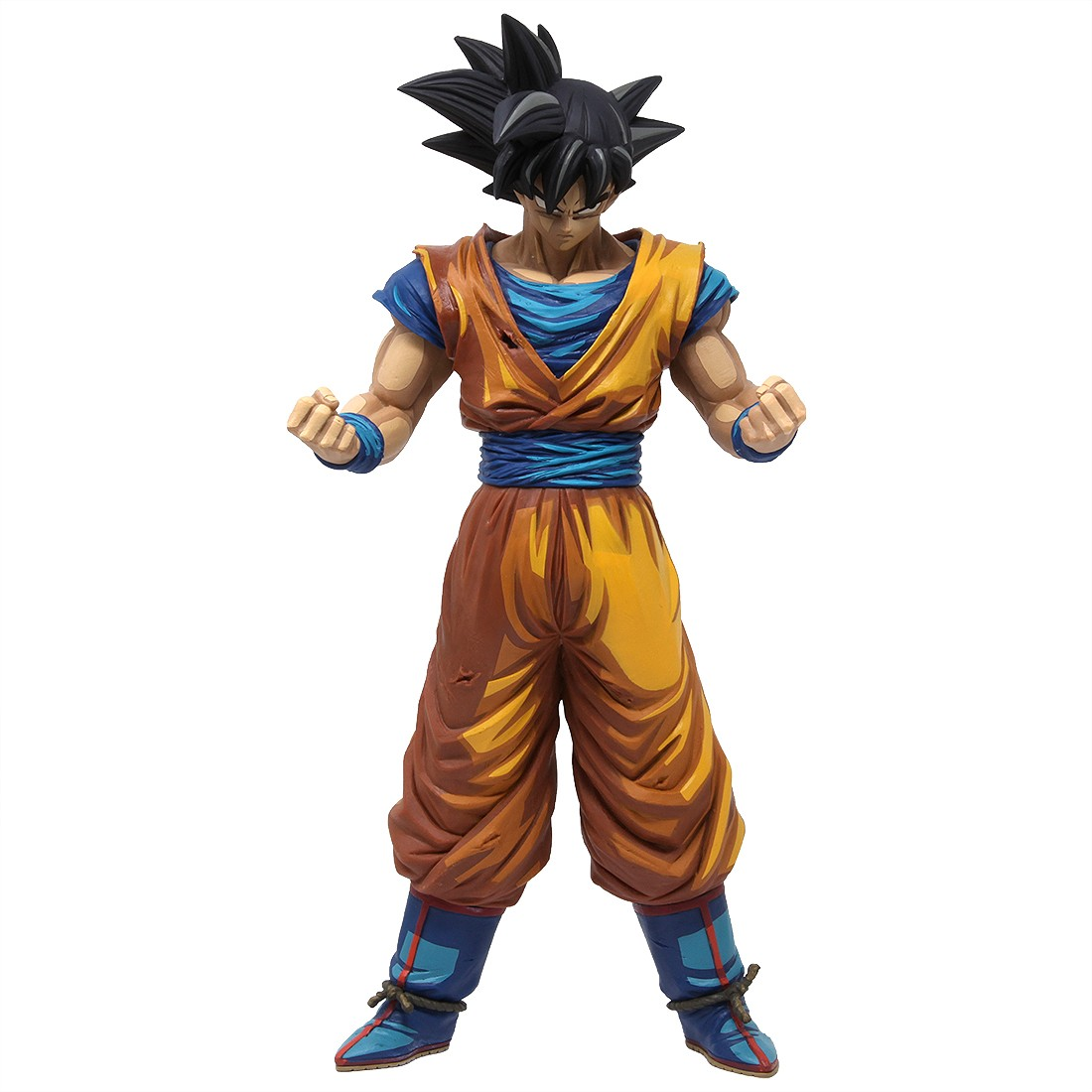 Dragon Ball Z: Grandista: Son Goku V2 Manga Dimensions Figure