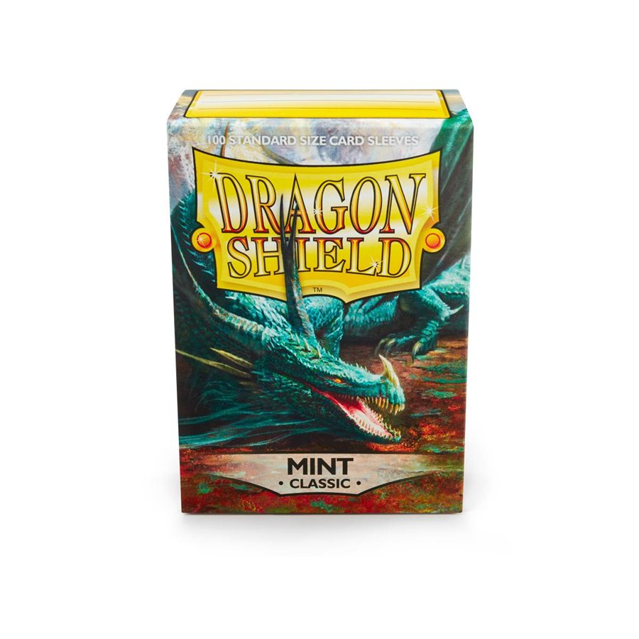 Dragon Shields - Card Sleeves (100) Mint