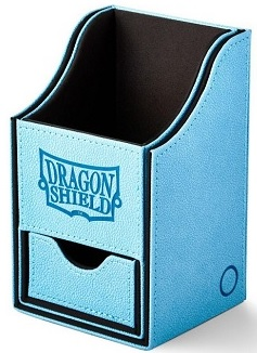 Dragon Shields: Nest Box 100+ - Blue and Black