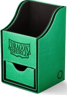 Dragon Shields: Nest Box 100+ - Green and Black
