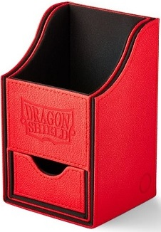 Dragon Shields: Nest Box 100+ - Red and Black