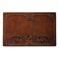 Dragon Shields: Playmat- Red