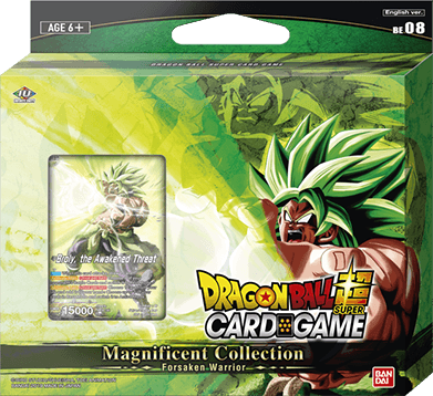 DragonBall Super: Magnificent Collection Broly