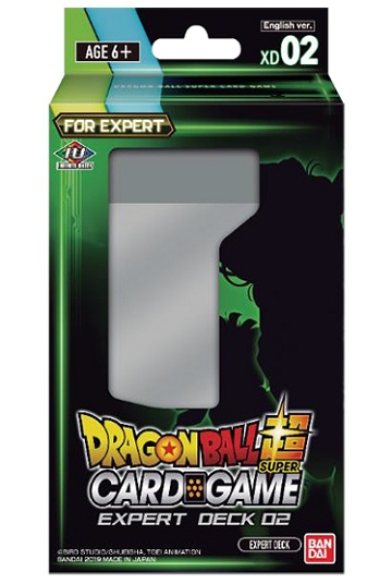 DragonBall Super: Series 8 - Expert Deck 02
