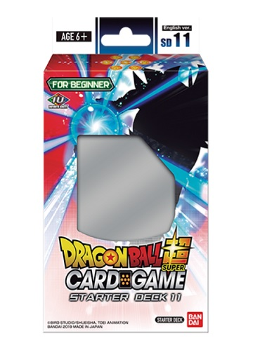DragonBall Super: Series 9 - Starter Deck #11