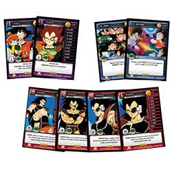 DragonBall Z TCG: Heroes And Villians (Booster Pack)