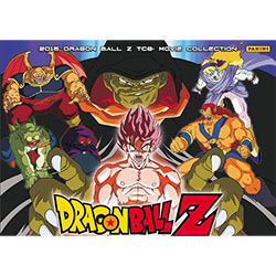 DragonBall Z TCG: Movie collection- Booster Pack