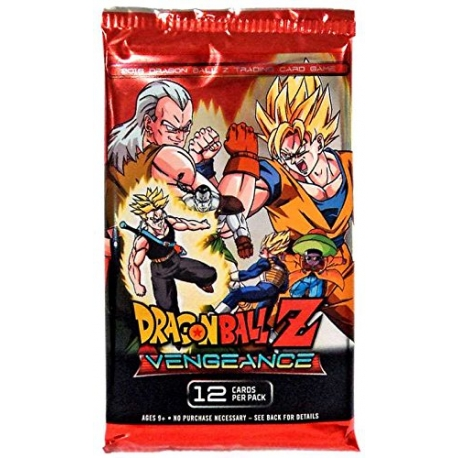 DragonBall Z TCG: Vengeance- Booster Pack