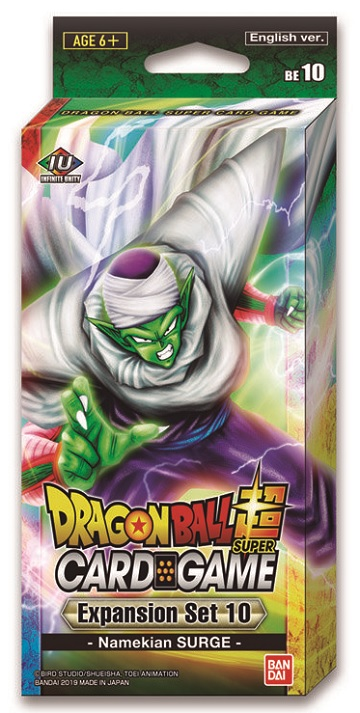 Dragonball Super: BE10 - Namekian SURGE