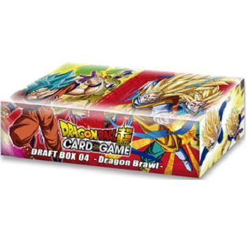 Dragonball Super: Draft Box Booster #4