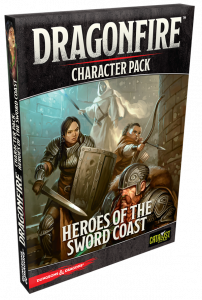 Dragonfire: Character Pack: Heroes Of The Sword Coast