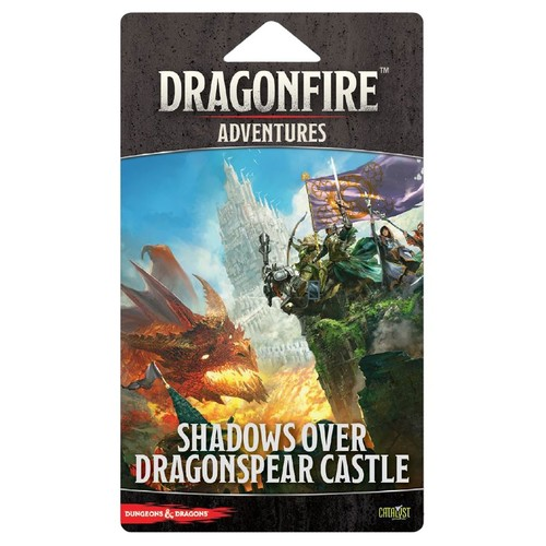 Dragonfire: Adventure Pack: Shadows Over Dragonspear Castle