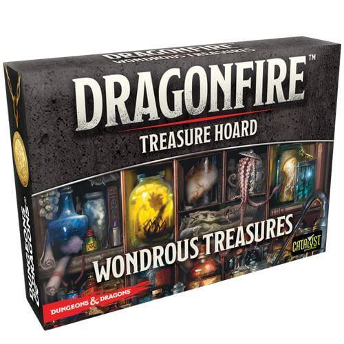 Dragonfire: Treasure Hoard: Wondrous Treasures