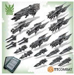 Drop Fleet Commander: UCM- Battlefleet