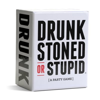 Drunk Stoned or Stupid [Damaged]