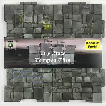Dry Erase Dungeon Tiles: Booster Pack (Graystone)