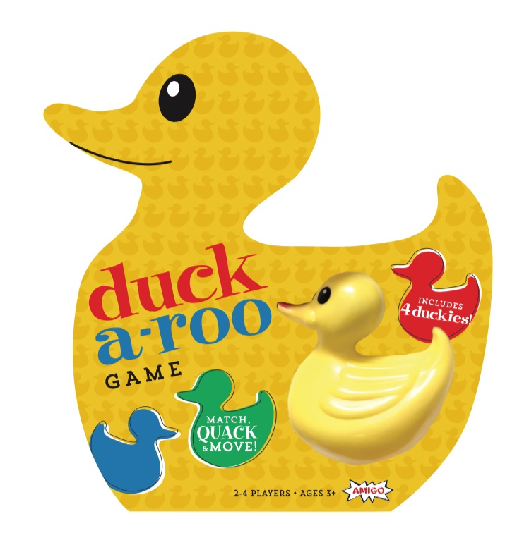 Duck-A-Roo [Damaged]