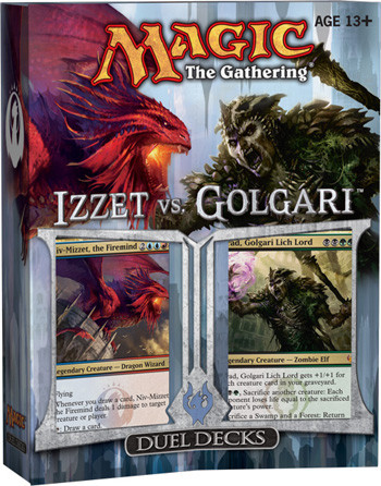 Magic: Duel Decks: Izzet vs. Golgari