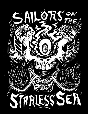 Dungeon Crawl Classics #67: Sailors on the Starless Sea (Foil Ed.)