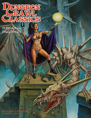 Dungeon Crawl Classics #92: Beyond The Dragonwall