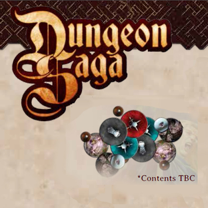 Dungeon Saga: Counter Upgrade Set