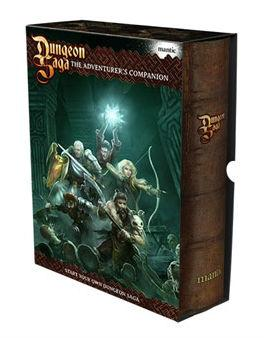 Dungeon Saga: The Adventurers Companion