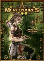 Dungeon Twister: Expansion 5: Mercenaries [SALE]