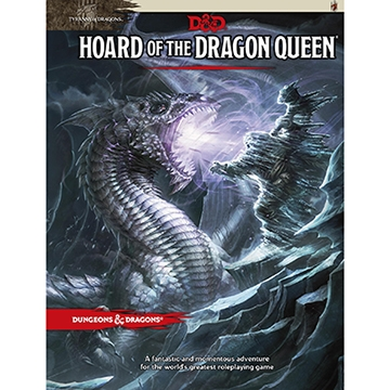 Dungeons & Dragons (5th Ed.): Hoard Of The Dragon Queen