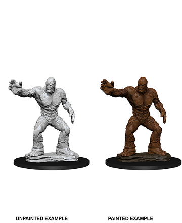 Dungeons & Dragons Nolzur's Marvelous Miniatures: Clay Golem