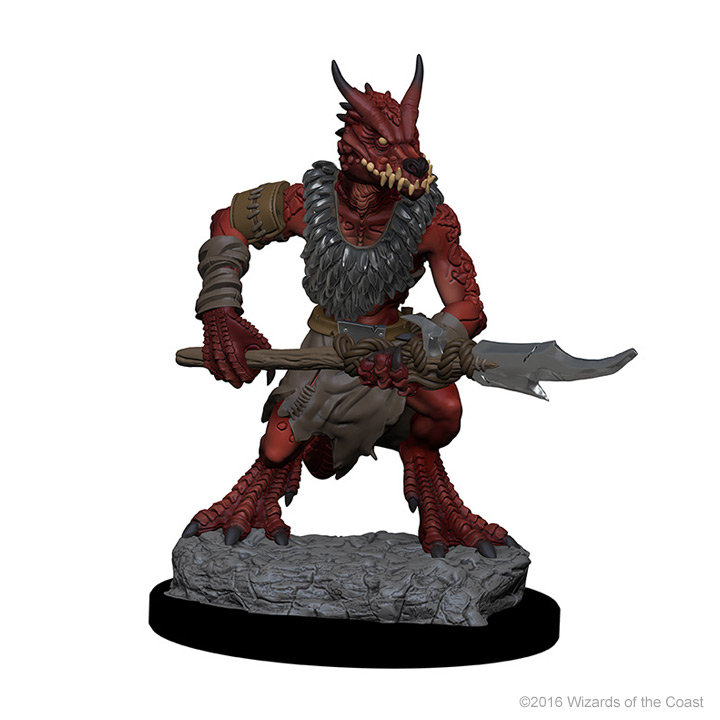 Vibrant image within d&d printable minis