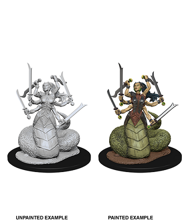 Dungeons & Dragons Nolzur's Marvelous Miniatures:  MARILITH