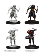 Dungeons & Dragons Nolzur's Marvelous Miniatures: TIEFLING FEMALE ROGUE