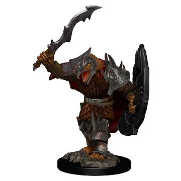 Wizkids Dungeons Dragons Premium Figures Dragonborn Male