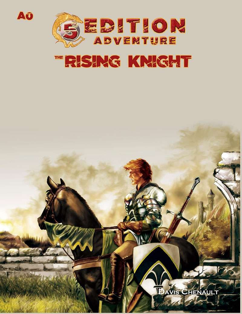 Dungeons & Dragons (5th Ed.): A0 - The Rising Knight