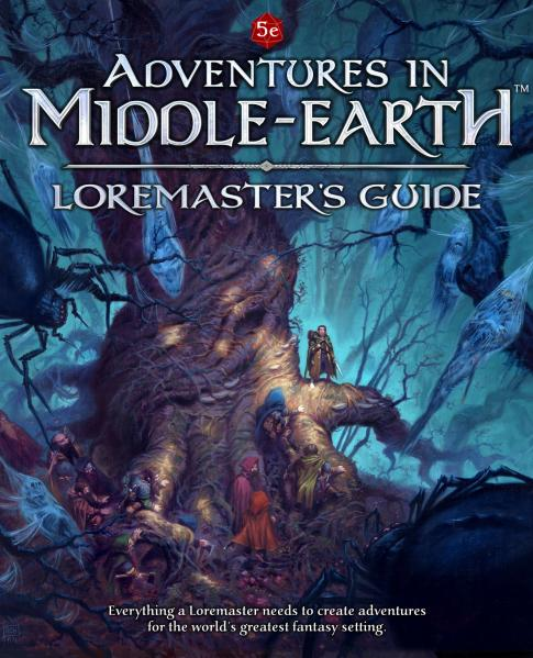 Dungeons & Dragons (5th Ed.): Adventures In Middle Earth- Loremaster%27s Guide