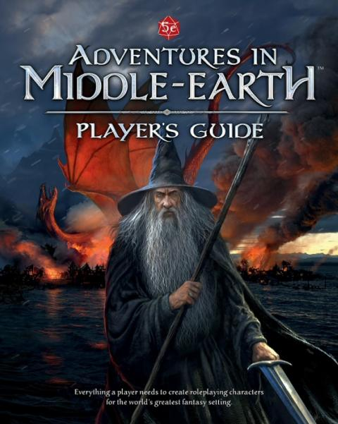 Adventures In Middle Earth: Players Guide