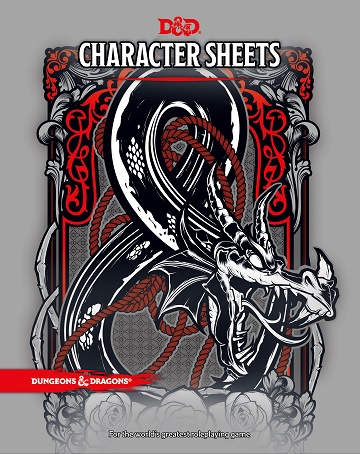 Dungeons & Dragons (5th Ed.): Character Sheets