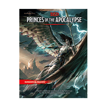 Dungeons & Dragons (5th Ed.): Princes of the Apocalypse