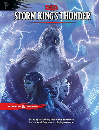 Dungeons & Dragons (5th Ed.): STORM KINGS THUNDER
