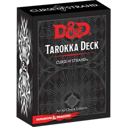 Dungeons & Dragons (5th Ed.): Tarokka Deck [Damaged]