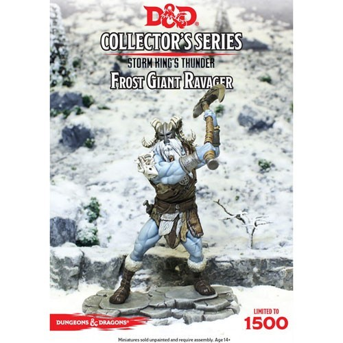 Dungeons & Dragons Collectors Series: Storm Kings Thunder: Frost Giant Ravager